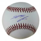Nolan Arenado Colorado Rockies Signed Autographed Official Baseball MLB