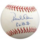 Don Baylor & Paul Blair Baltimore Orioles Signed Autographed MLB Baseball BECKETT