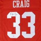 Roger Craig Autographed Signed San Francisco 49ers Jersey BECKETT