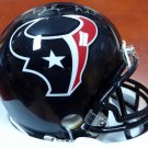 Deshaun Watson Autographed Signed Houston Texans Mini Helmet BECKETT