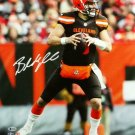 Baker Mayfield Signed Autographed Cleveland Browns 16x20 Photo BECKETT