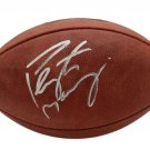 Peyton Manning Indianapolis Colts Autographed Signed SB XLI Football JSA