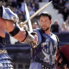 Russell Crowe Autographed Signed 11x14 Gladiator Photo JSA
