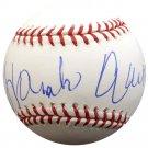 Hank Aaron Atlanta Braves Autographed Signed Official Baseball STEINER