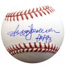 Reggie Jackson Yankees A's Autographed Signed Baseball BECKETT