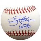 Jim Palmer Baltimore Orioles Signed Autographed Baseball PSA