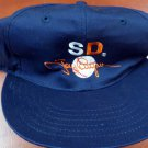 Tony Gwynn Signed Autographed San Diego Padres Baseball Hat BECKETT