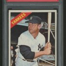 Mickey Mantle New York Yankees 1966 Topps Card PSA 5