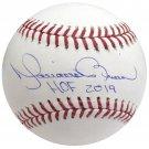 Mariano Rivera New York Yankees Signed Autographed MLB Baseball BECKETT