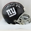Fran Tarkenton Autographed Signed New York Giants Mini Helmet JSA