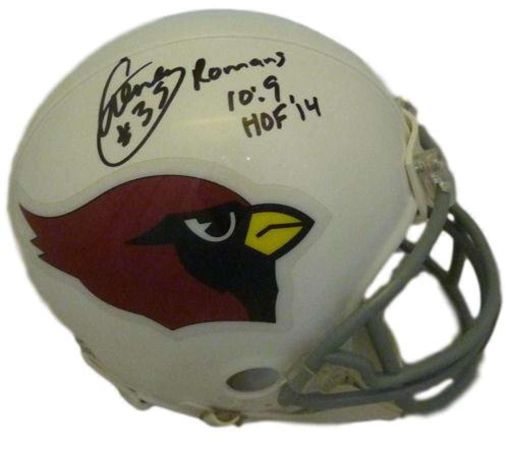 Aeneas Williams Autographed Signed Arizona Cardinals Mini Helmet JSA