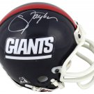 Lawrence Taylor Autographed Signed New York Giants Mini Helmet BECKETT