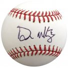 Don Mattingly New York Yankees Signed Autographed Official Baseball BECKETT