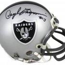 Daryle Lamonica Autographed Signed Oakland Raiders Mini Helmet BECKETT