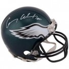 Carson Wentz Signed Autographed Philadelphia Eagles Mini Helmet FANATICS