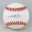 Trevor Story Colorado Rockies Autographed Signed Official Baseball JSA