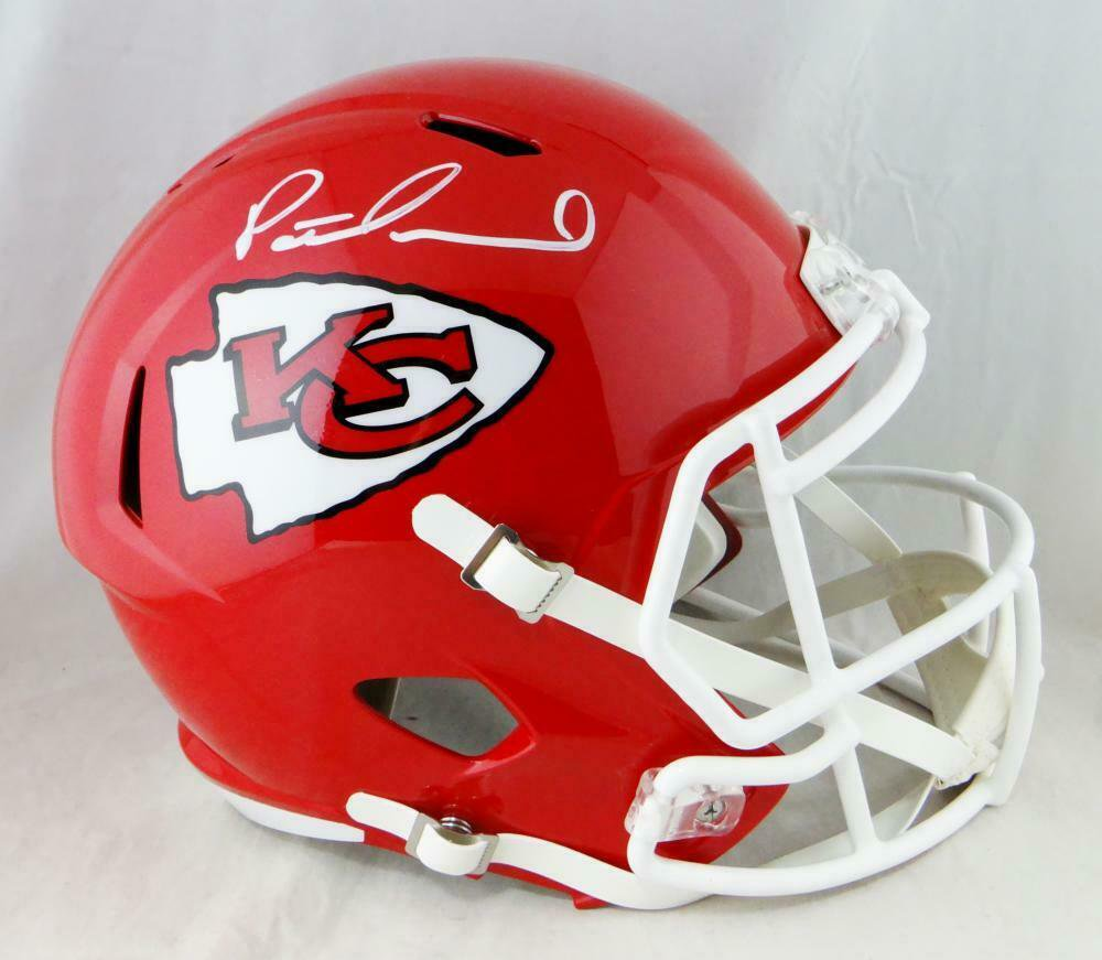 Patrick Mahomes II Signed Autographed Kansas City Chiefs FS Speed Helmet JSA