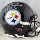 JuJu Smith-Schuster Autographed Signed Pittsburgh Steelers Speed Proline Helmet JSA