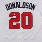 Josh Donaldson Autographed Signed Atlanta Braves Majestic Jersey BECKETT