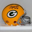 Paul Hornung Signed Autographed Green Bay Packers Mini Helmet JSA