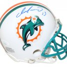 Dan Marino Autographed Signed Miami Dolphins Mini Helmet JSA