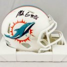 Mike Gesicki Autographed Signed Miami Dolphins Speed Mini Helmet JSA