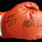 Mike Tyson Autographed Signed Boxing Glove TRISTAR