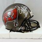 Warren Sapp Signed Autographed Tampa Bay Buccaneers Mini Helmet JSA