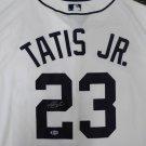 Fernando Tatis Jr. Autographed Signed San Diego Padres Majestic Jersey BECKETT