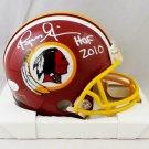 Russ Grimm Signed Autographed Washington Redskins Mini Helmet JSA