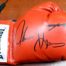 Sugar Ray Leonard, Thomas Hearns & Roberto Duran Autographed Signed Everlast Boxing Glove PSA