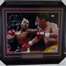 Floyd Mayweather Jr. Signed Autographed Framed 16x20 Photo BECKETT