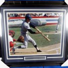 Al Kaline Detroit Tigers Signed Autographed Framed 16x20 Photo PSA