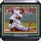 Rickey Henderson Oakland A's Signed Autographed Framed 16x20 Photo BECKETT