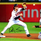 Dansby Swanson Atlanta Braves Autographed Signed 8x10 Photo BECKETT