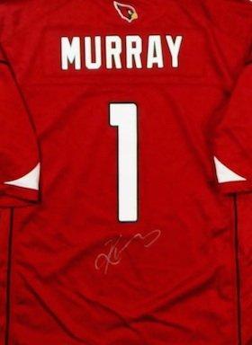 Kyler Murray Signed Autographed Arizona Cardinals Nike Jersey BECKETT