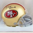 George Kittle Autographed Signed San Francisco 49ers Mini Helmet BECKETT