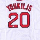 Kevin Youkilis Autographed Signed Boston Red Sox Jersey JSA