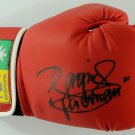 Manny Pacquiao Signed Autographed Boxing Glove PACQUIAO COA