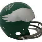 Sonny Jurgensen Autographed Signed Philadelphia Eagles TB Full Size Helmet JSA