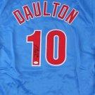 Darren Daulton Autographed Signed Philadelphia Phillies Jersey JSA