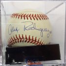Alex Rodriguez Seattle Mariners Rookie Year Autographed Signed Baseball 9.5 PSA