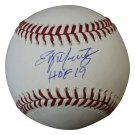Edgar Martinez Seattle Mariners Autographed Signed Official Baseball JSA