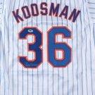 Jerry Koosman Signed Autographed New York Mets Jersey SGC