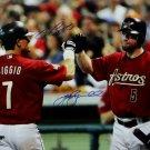 Craig Biggio & Jeff Bagwell Signed Autographed 16x20 Astros Photo TRISTAR