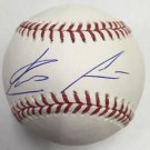 Ronald Acuna Jr. Atlanta Braves Signed Autographed Official Baseball JSA