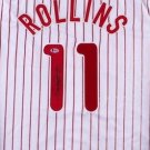Jimmy Rollins Autographed Signed Philadelphia Phillies Jersey BECKETT