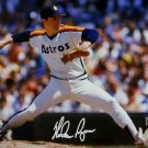 Nolan Ryan Signed Autographed 8x10 Astros Photo RYAN HOLO