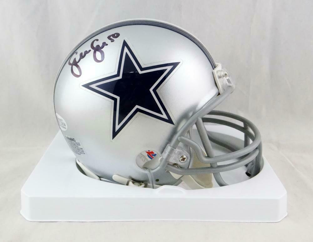 Sean Lee Autographed Signed Dallas Cowboys Mini Helmet BECKETT