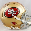 Nick Bosa Autographed Signed San Francisco 49ers Speed Proline Helmet BECKETT